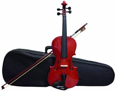 Belmonte 3/4 Size Violin Outfit with Case