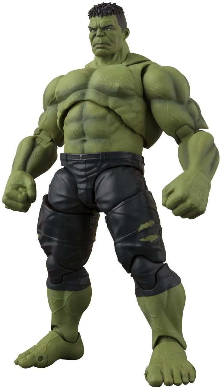 Tamashii Nations S.H.Figuarts Hulk (Avengers: Infinity War)