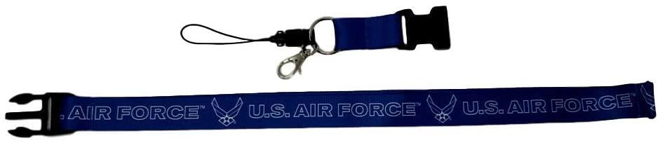 United States Air Force Logo 22-Inch Lanyard