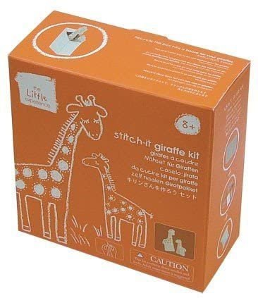 The Little Experience Stitch-it Giraffes Kit