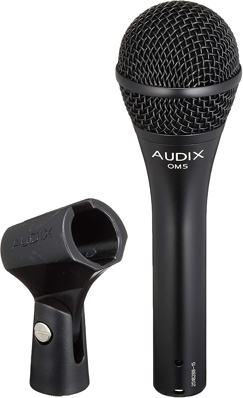 Audix OM5 Dynamic Vocal Microphone