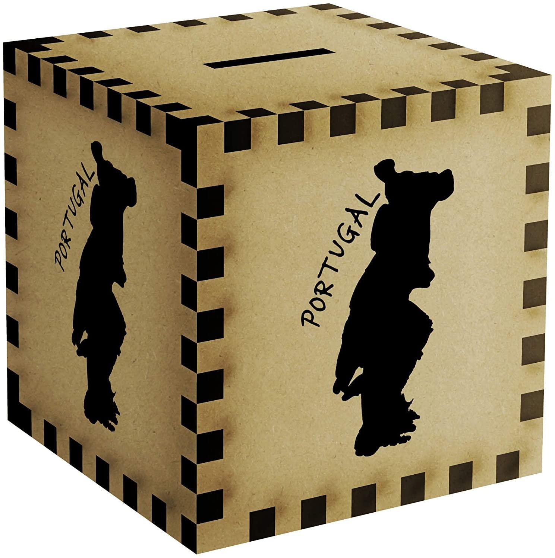 Azeeda 'Portugal Country' Money Box / Piggy Bank (MB00043075)
