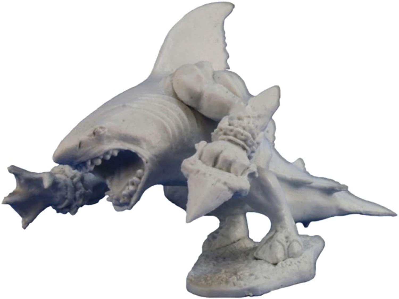 Reaper Bones Sharkman Miniature