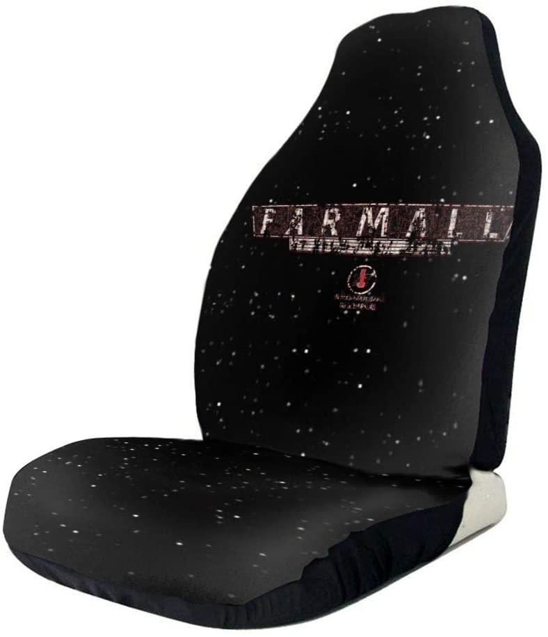 Wehoiweh Farmall Car Seat Covers Vehicle Seat Protector Car Mat Covers