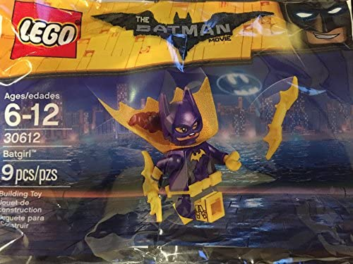 LEGO Batgirl Mini Set #30612 [Bagged]