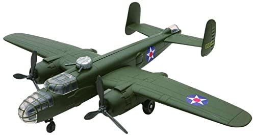 New-Ray NEWRAY 20106 – Sky Pilot 1: 72 Scale, B-25 Mitchell 2 ° World War