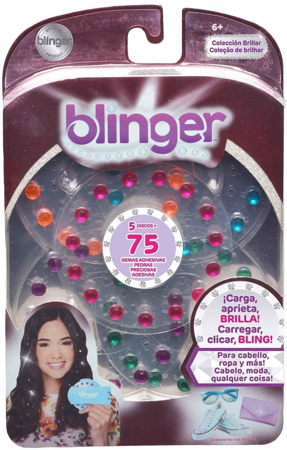 Blinger – Artistic Games Replica Rainbow Pack, Multicolour (Bizak 63228504_3)