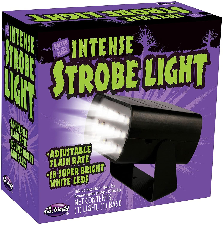 Intense Strobe Light Standard