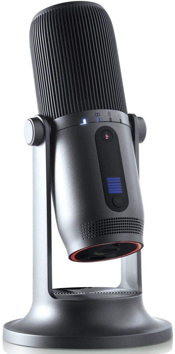 THRONMAX M2 ONEDRILL USB Microphone (Gray)