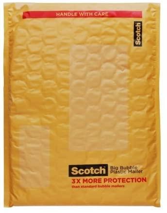 Scotch Bubble Mailing Envelopes