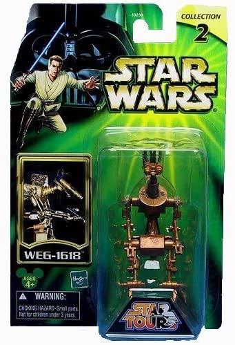 Star Wars WEG-1618 Star Tours Action Figure