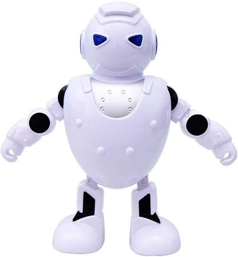 NDY Intelligent Robot, Electricity Move Dancing Robot Children's Toys, Feels Comfortable, Does Not Hurt Your Hands, Guarantees Safety When Playing
