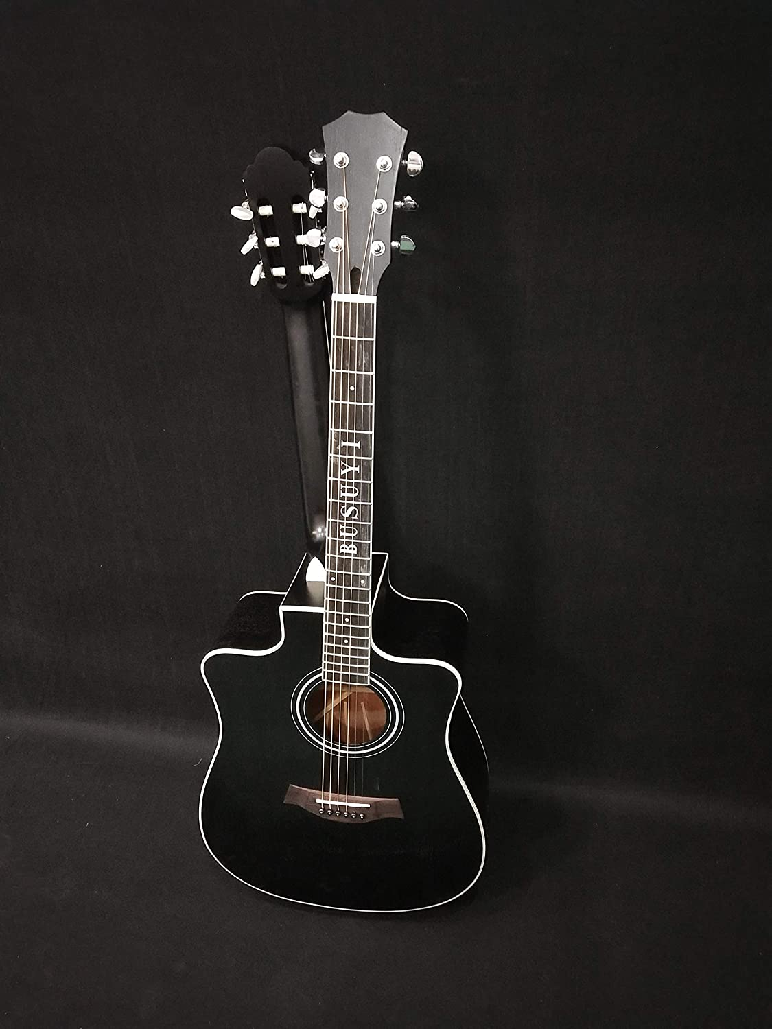 6 Strings Classical/ 6 Strings Acoustic Double Neck,Double Sided Busuyi Guitar 2020 NP
