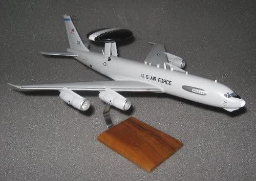 E-3 Sentry AWACS Wood Model