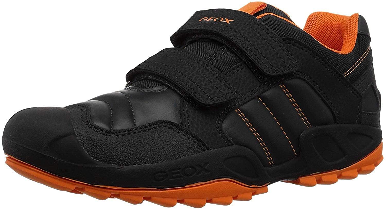 Geox Kids' New Savage Boy 9 Rugged Sneaker