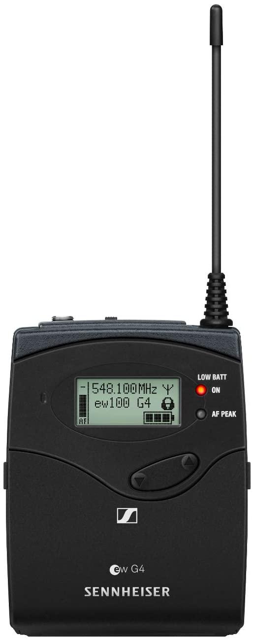 Sennheiser Pro Audio Bodypack Transmitter (SK 100 G4-G)