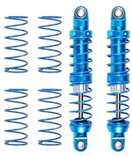 Parts & Accessories Adjustable Oil 80/90/100/110/120mm Metal Shock Absorber for 1/10 RC Car Parts Crawler Truck Axial SCX10 TRX4 D90 Car Accessories - (Color: B)