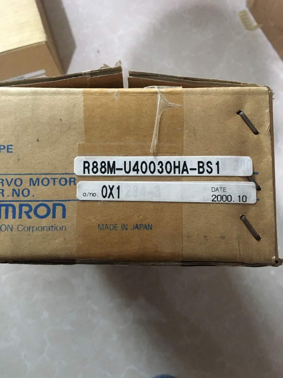AC Servo Motor R88M-U40030HA-BS1 AC200V 400W