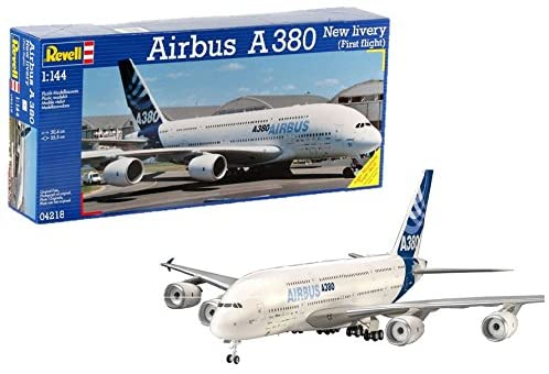 Revell Germany 04218 Airbus A380 Model Kit