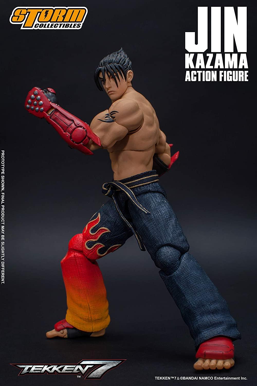 Jin Kazama Tekken 7, Storm Collectibles 1/12 Action Figure