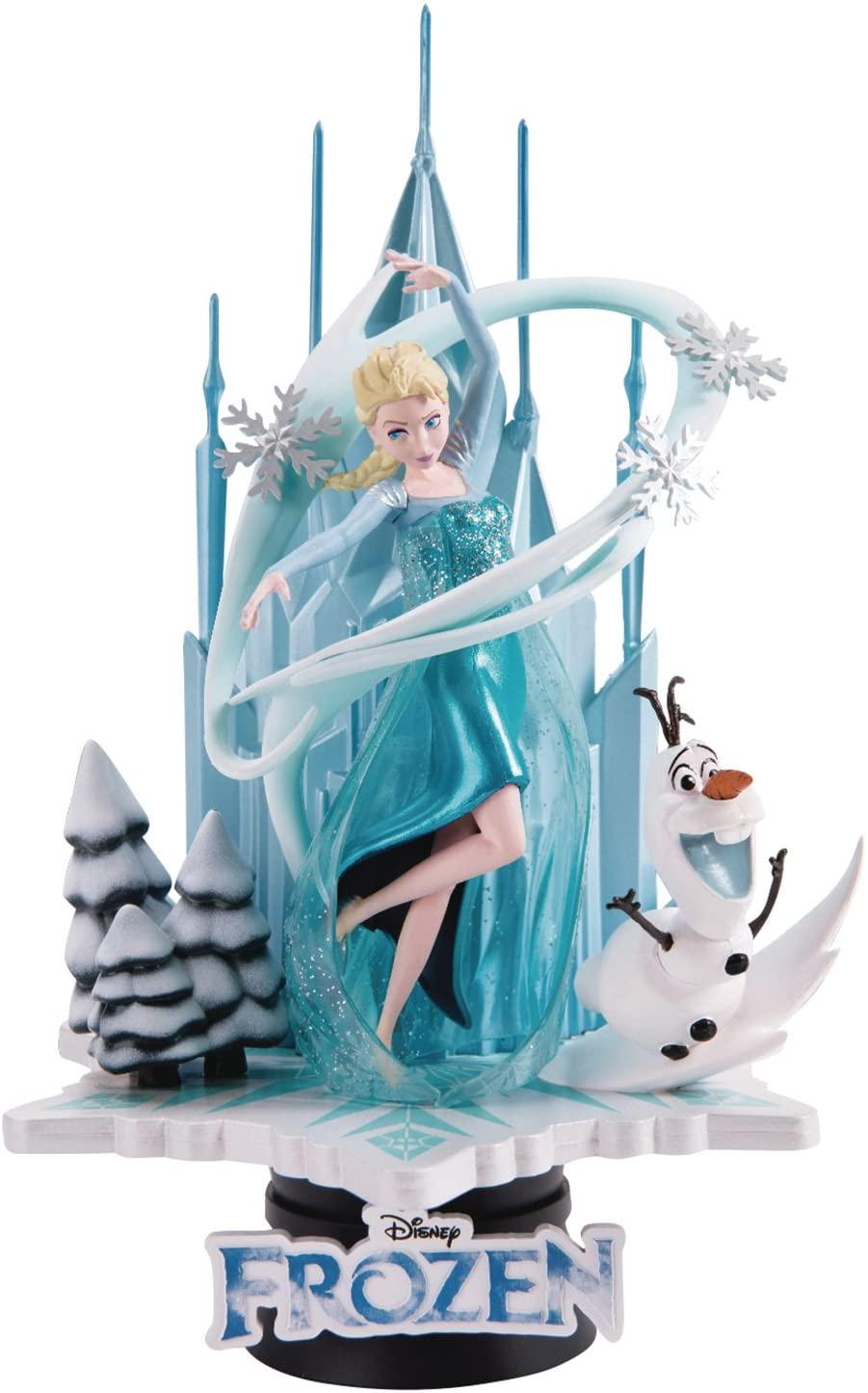 Beast Kingdom Frozen Ds-005 D-Select Series Statue