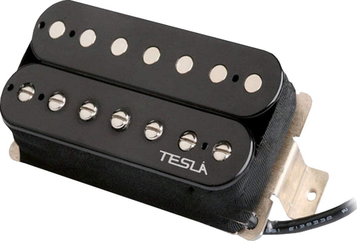 Tesla PL71B Plasma 71 7-String Bridge Pickup, Black