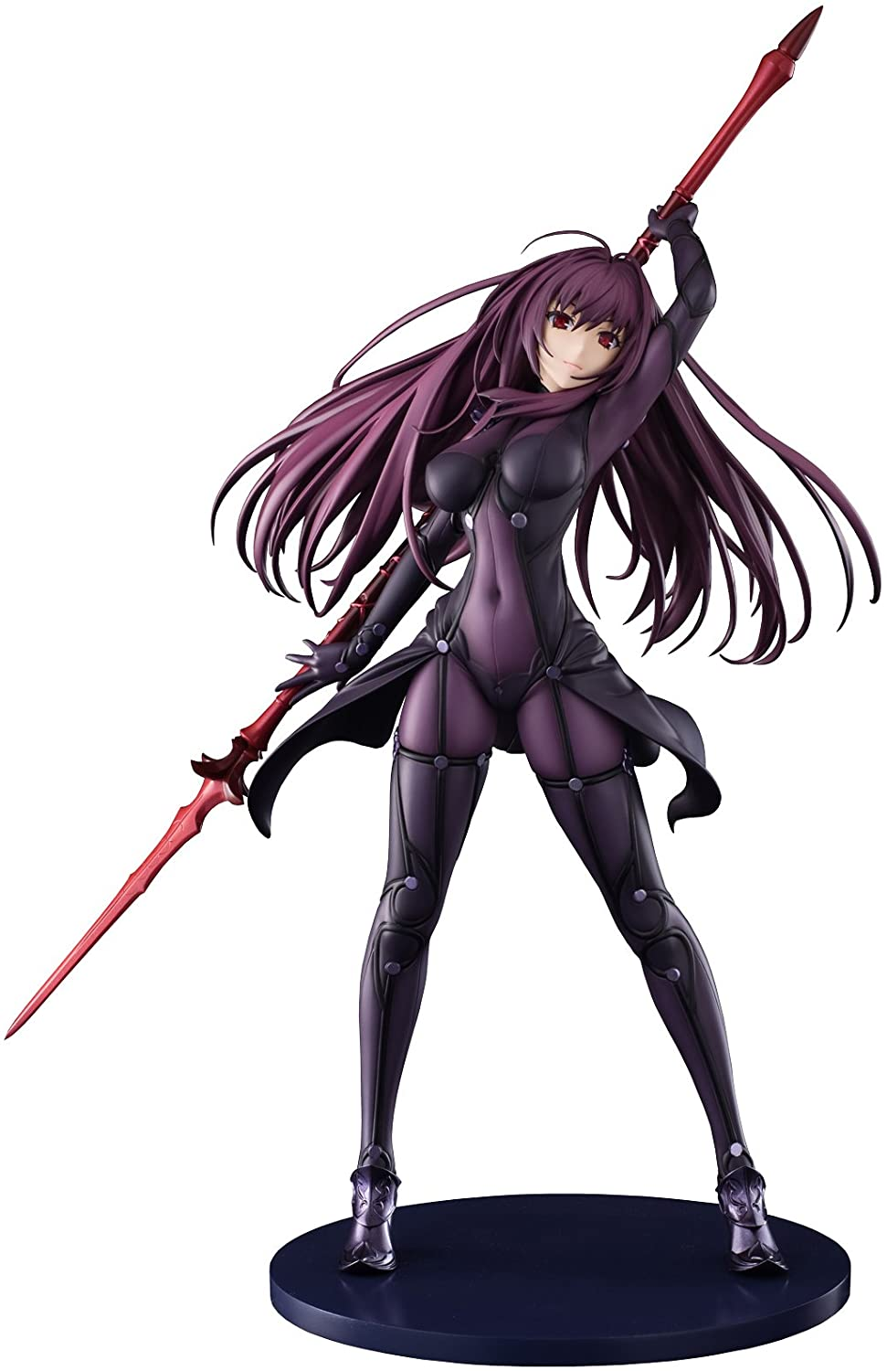 Plum Fate/Grand Order: Lancer/Scathach 1: 7 Scale PVC Figure, Multicolor