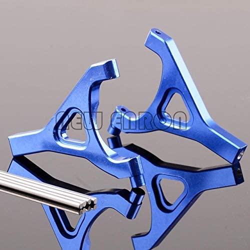 Parts & Accessories New Enron 7031 7032 Aluminum Front/Rear Lower Upper Suspension Arm for Rc Short Truck Car for Traxxas 1/16 Slash 4WD 1:16 - (Color: Navy-Front Upper)