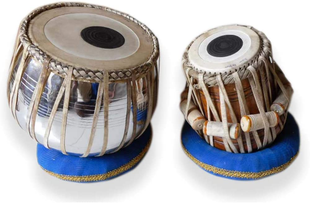 Basic Steel Bayan with Sheesham Wood Tabla pair