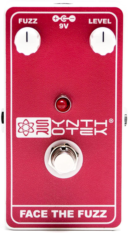 Synthrotek Face the Fuzz Guitar Pedal