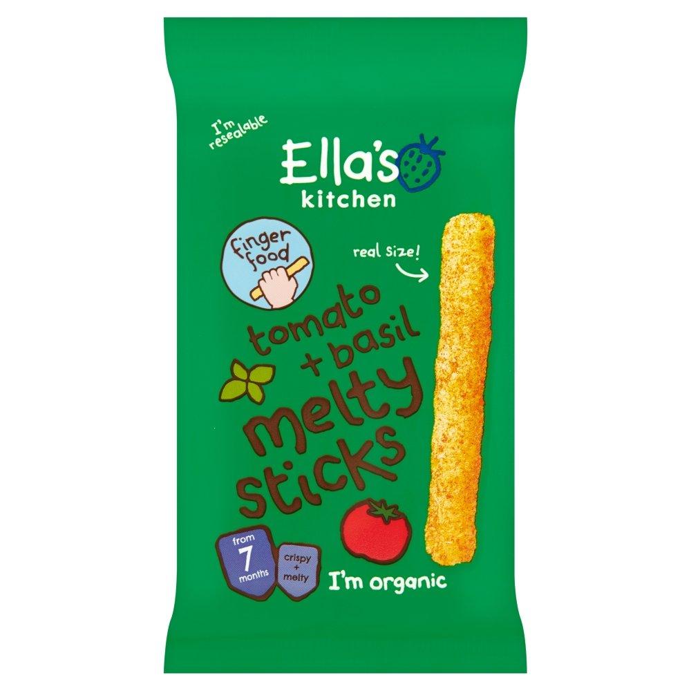 Ella's Kitchen Tomato And Basil Melty Sticks