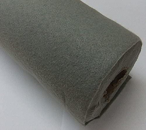 Playbox 0.45 x 5m/ 160g Acrylic Felt in Roll (Grey)