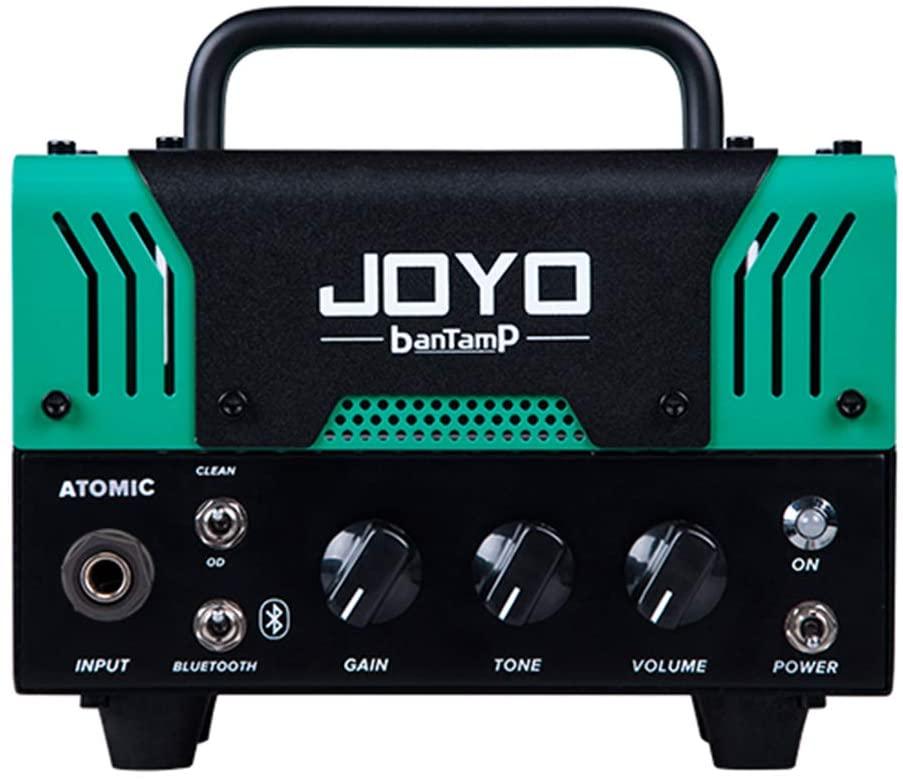 JOYO ATOMIC Amplifier 20 Watt Hybrid Mini Tube Head Bluetooth BanTamp Series