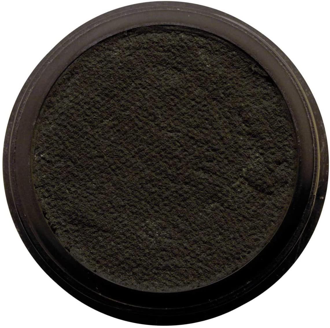 Creative Eulenspiegel 180112 Pearlised Black 20 ml/30 g Professional Aqua Make-Up