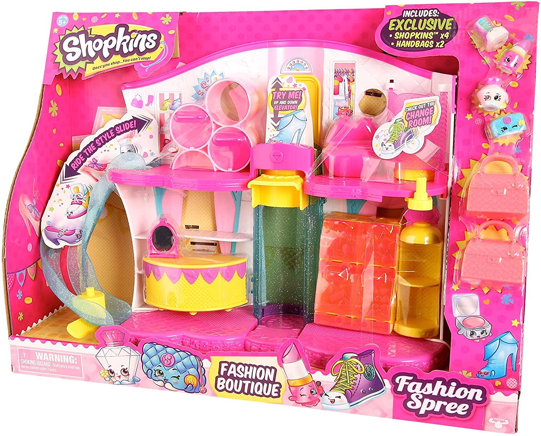 Shopkins Boutique Playset