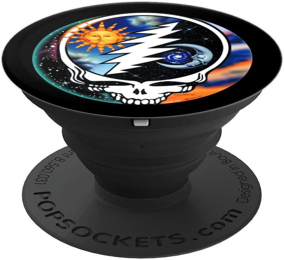 Night Day SYF - Not Fade Away Grateful Tortuga Apparel PopSockets Grip and Stand for Phones and Tablets