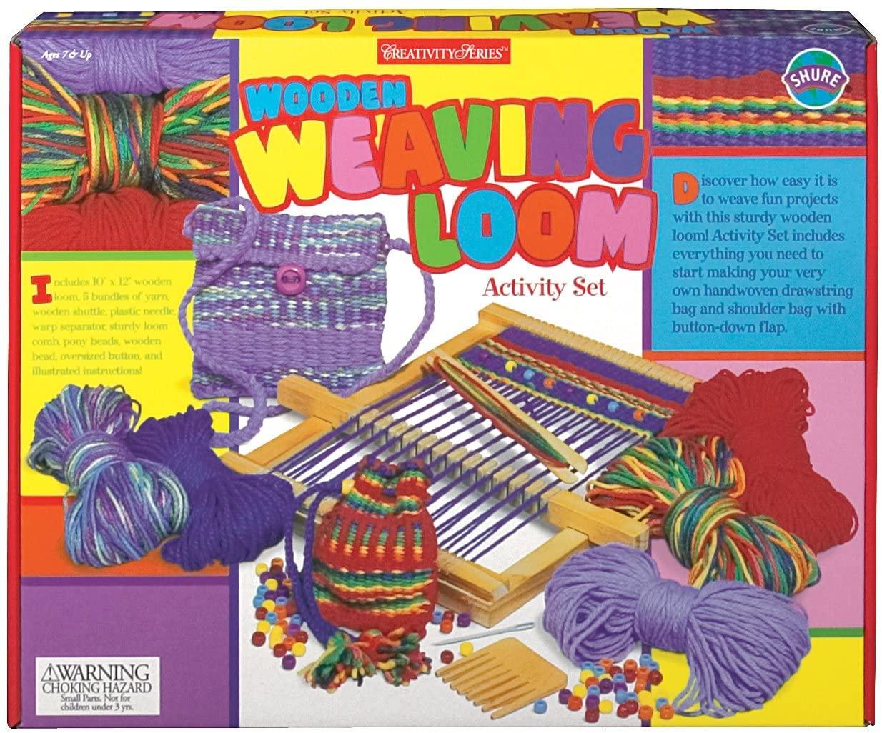Shure Wooden Weaving Loom