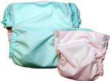 Sprout Change Reversible and Reusable Diaper Shell, Smoothie