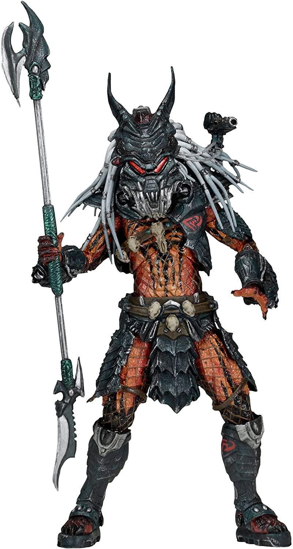 NECA Predator Scale Deluxe Clan Leader Action Figure, 7
