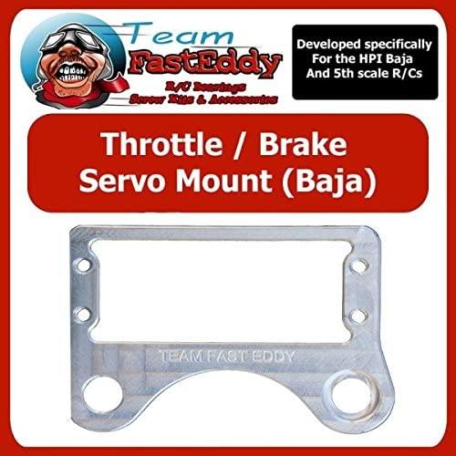 FastEddy Bearings Throttle / Brake Servo Mount