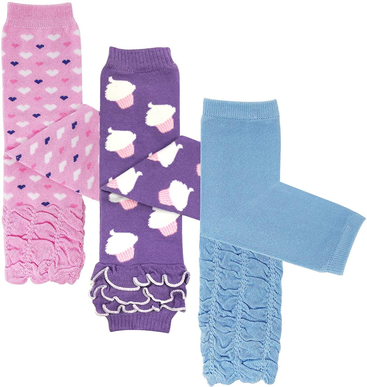 allydrew Funky Prints & Patterns Baby Leg Warmer & Toddler Leg Warmer for Boys & Girls