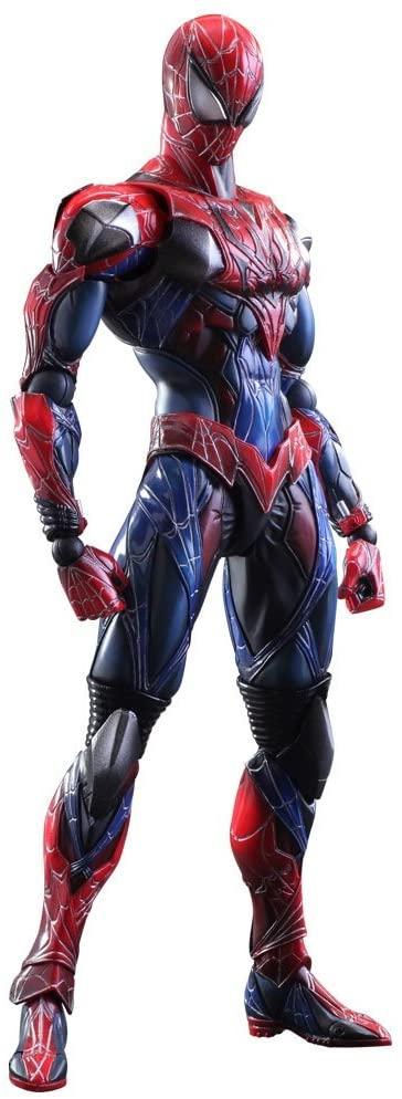 Square Enix SpiderMan Marvel Universe Play Arts KAI Action Figure