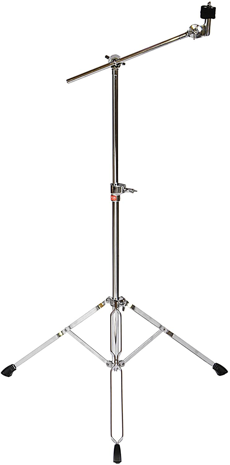 Percussion Plus 900BB Standard Double-Braced Cymbal Boom Stand
