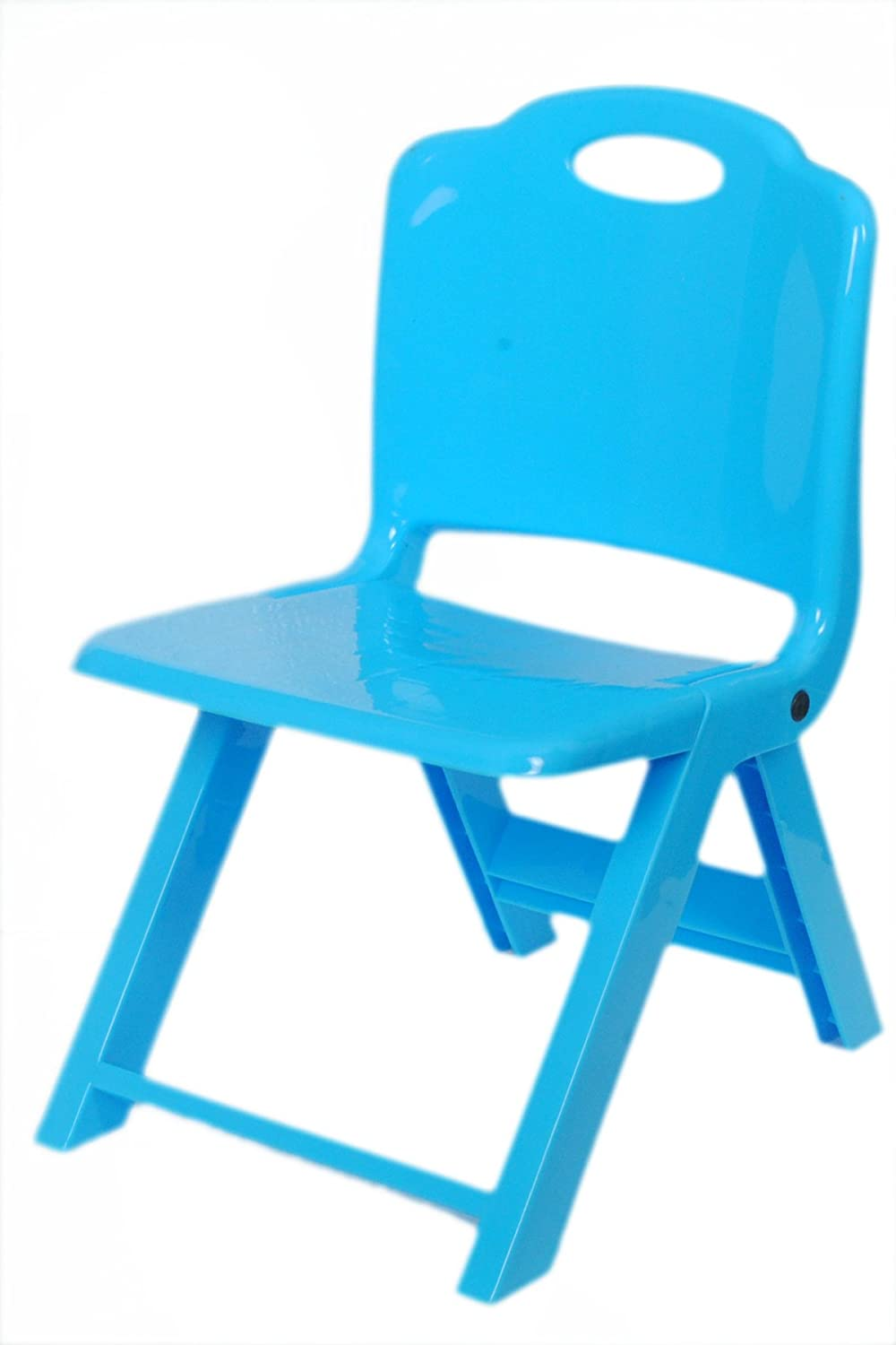 TanMan Baby Chair Folding, Unbreakable Plastic Multicolor