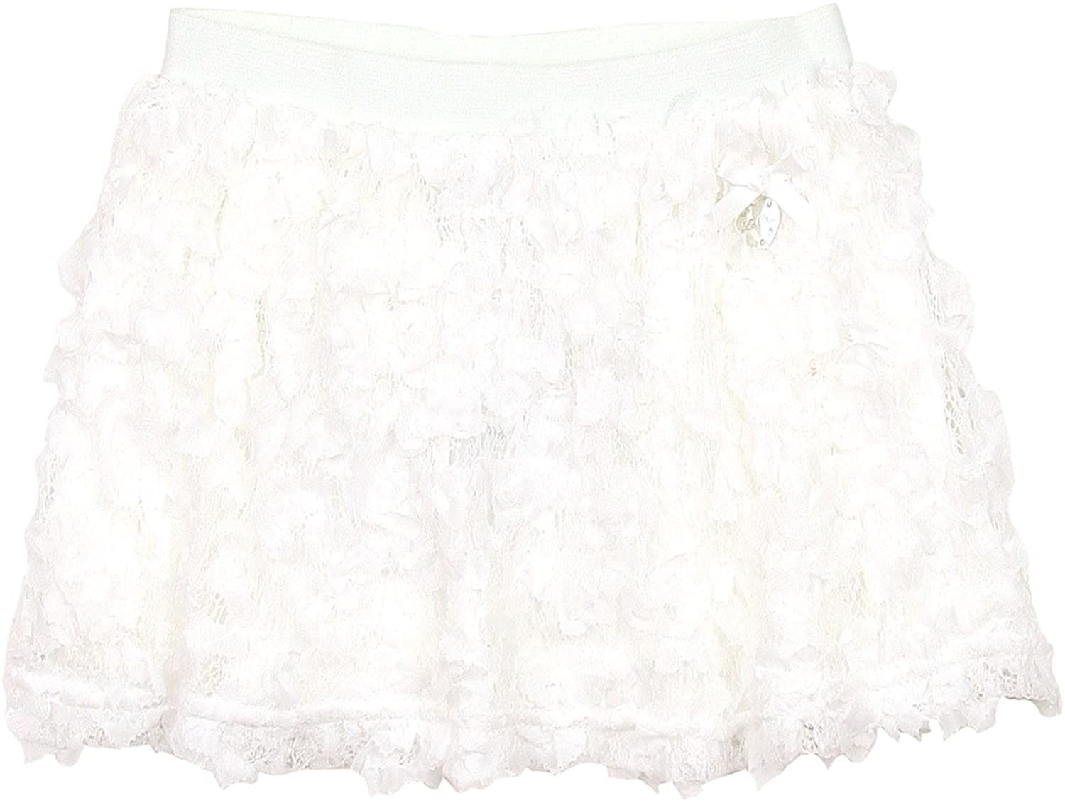 Le Chic Baby Girl's Skirt with Chiffon Ruffles, Sizes 12-24M