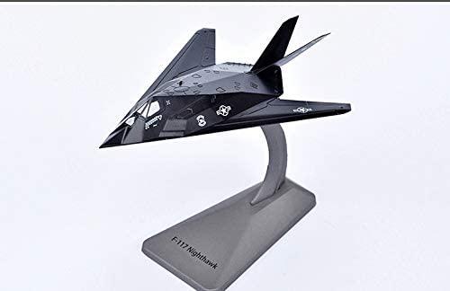 AF1 USA F-117 Nighthawk 1/144 diecast Plane Model Aircraft