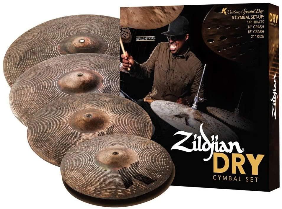 Zildjian K Custom Cymbal Pack, 14