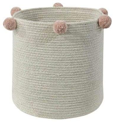 Lorena Canals BSK-NAT Bubbly Natural-Nude Basket