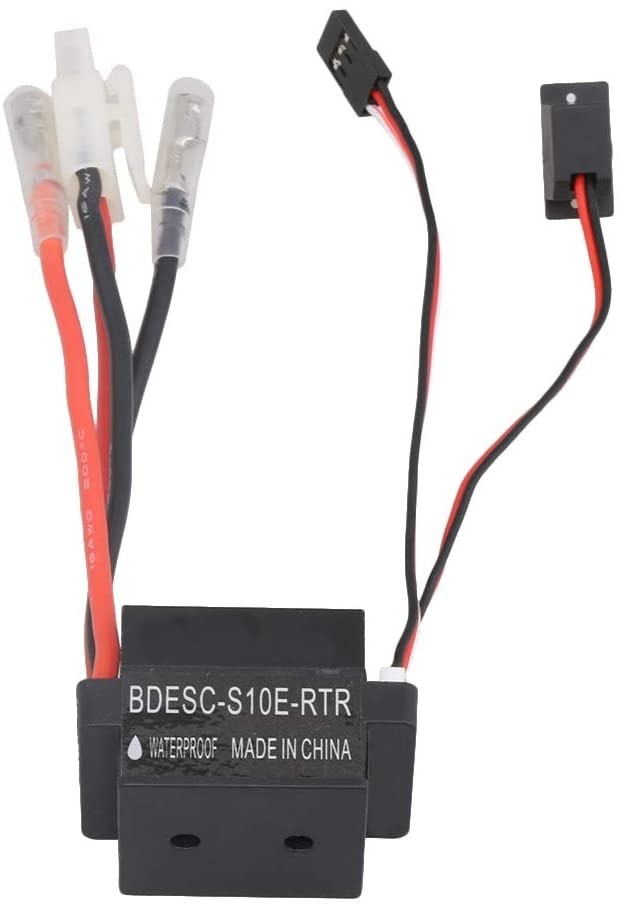 BQLZR Multicolor Hobby Motor 320A ESC Speed Controllers for RC Boat
