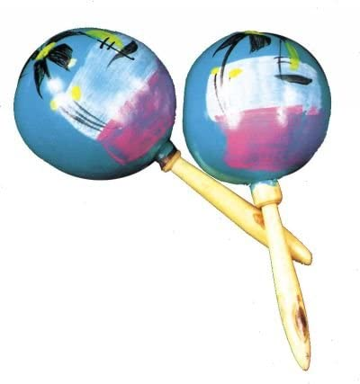 Maracas Set of Two - Party Supplies